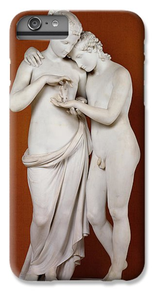Cupid And Psyche IPhone 6 Plus Case by Antonio Canova