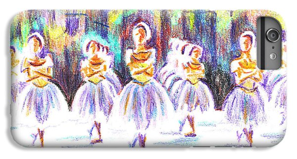 Dancers In The Forest II IPhone 6 Plus Case by Kip DeVore