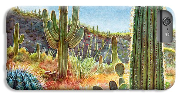 Desert Beauty IPhone 6 Plus Case by Frank Robert Dixon