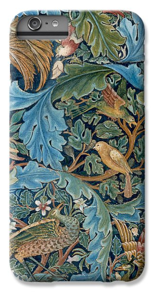 Design For Tapestry IPhone 6 Plus Case by William Morris