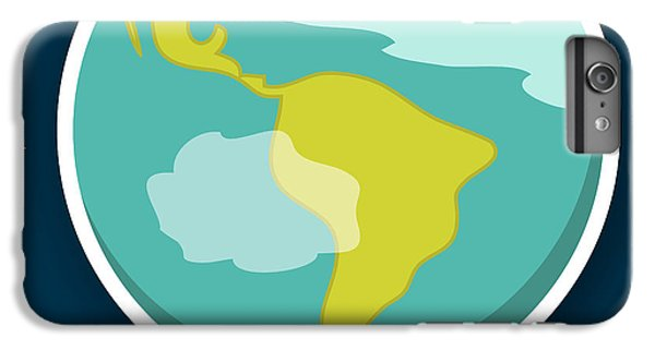Earth IPhone 6 Plus Case by Christy Beckwith
