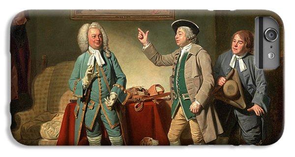 Edward Shuter, John Beard, And John Dunstall In Isaac IPhone 6 Plus Case by Litz Collection