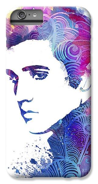 Elvis Presley IPhone 6 Plus Case by Luke and Slavi