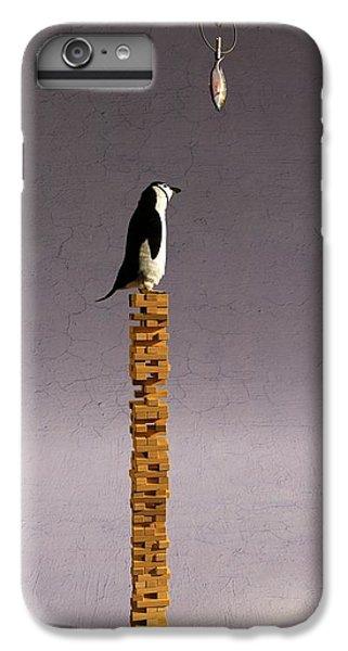 Equilibrium V IPhone 6 Plus Case by Cynthia Decker