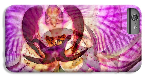 Ethereal Orchid By Sharon Cummings IPhone 6 Plus Case by Sharon Cummings