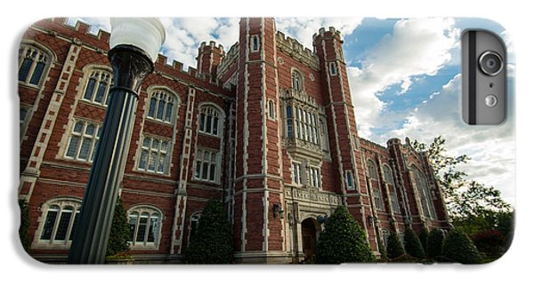 Evans Hall In The Evening IPhone 6 Plus Case by Nathan Hillis