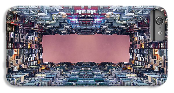 Extreme Housing In Hong Kong IPhone 6 Plus Case by Lars Ruecker
