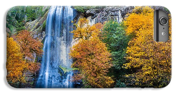 Fall Silver Falls IPhone 6 Plus Case by Robert Bynum