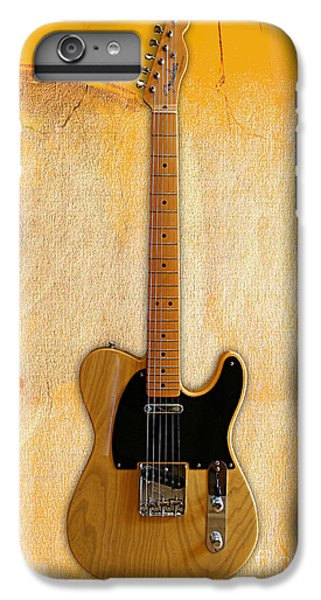 Fender Telecaster Collection IPhone 6 Plus Case by Marvin Blaine