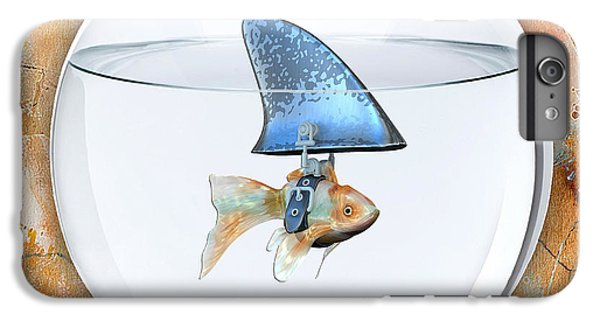 Fishy Story IPhone 6 Plus Case by Marvin Blaine