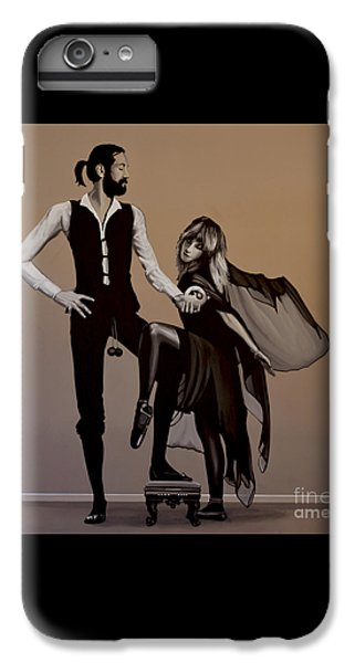 Fleetwood Mac Rumours IPhone 6 Plus Case by Paul Meijering