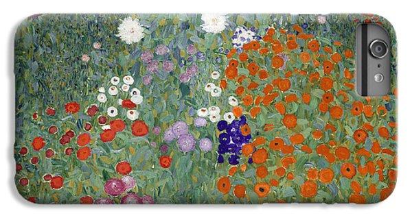 Flower Garden IPhone 6 Plus Case by Gustav Klimt