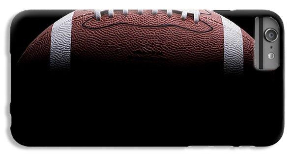 Football Painting IPhone 6 Plus Case by Jon Neidert