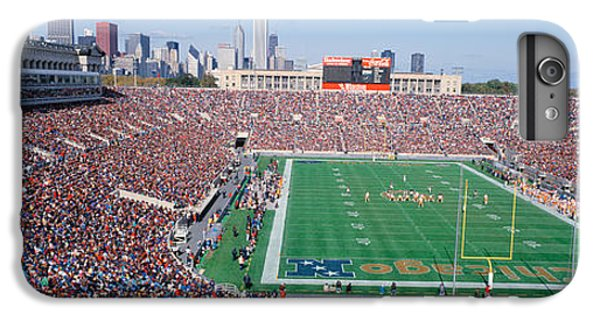 Football, Soldier Field, Chicago IPhone 6 Plus Case by Panoramic Images