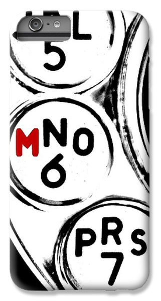 For Murder IPhone 6 Plus Case by Benjamin Yeager