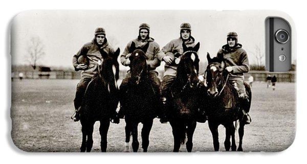 Four Horsemen IPhone 6 Plus Case by Benjamin Yeager