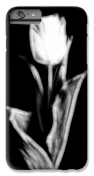Fractal Tulip IPhone 6 Plus Case by Sebastian Musial