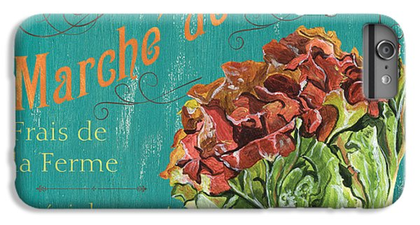 French Market Sign 3 IPhone 6 Plus Case by Debbie DeWitt