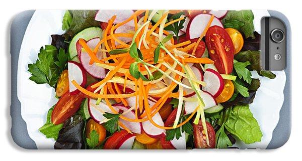 Garden Salad IPhone 6 Plus Case by Elena Elisseeva