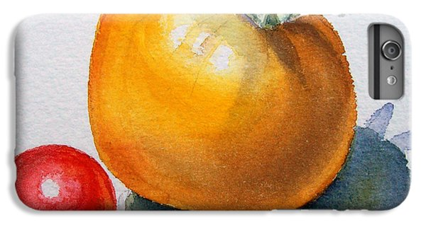 Garden Tomatoes IPhone 6 Plus Case by Irina Sztukowski