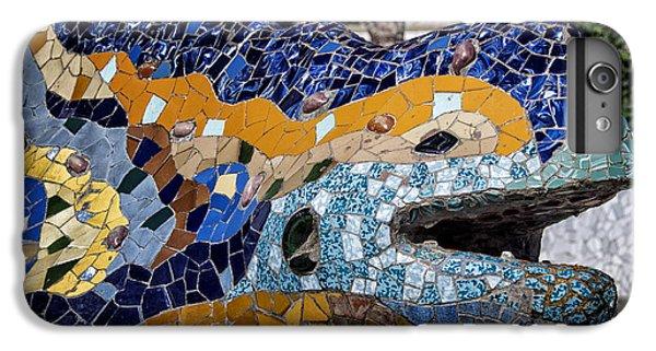 Gaudi Dragon IPhone 6 Plus Case by Joan Carroll
