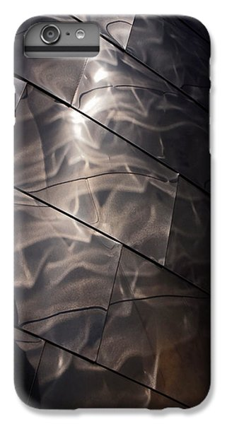 Gehry Magic IPhone 6 Plus Case by Rona Black