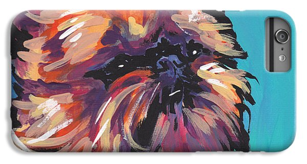 Go Griff IPhone 6 Plus Case by Lea S