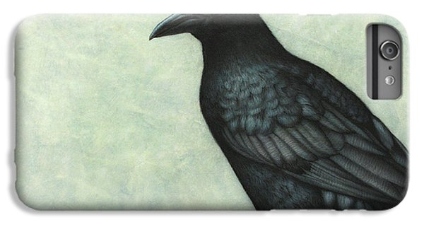 Grackle IPhone 6 Plus Case by James W Johnson