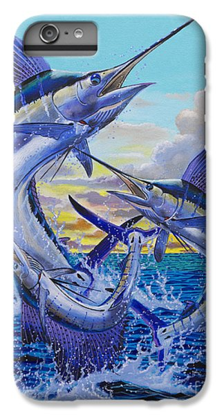 Grand Slam Off0016 IPhone 6 Plus Case by Carey Chen