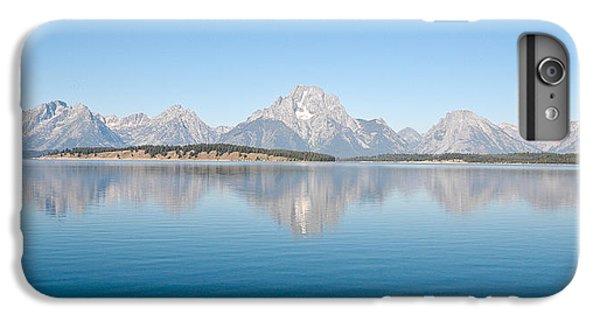 Grand Teton National Park IPhone 6 Plus Case by Sebastian Musial