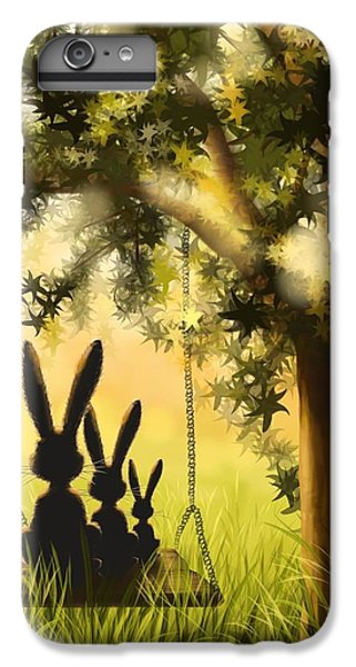 Happily Together IPhone 6 Plus Case by Veronica Minozzi