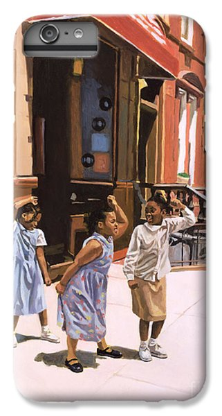 Harlem Jig IPhone 6 Plus Case by Colin Bootman