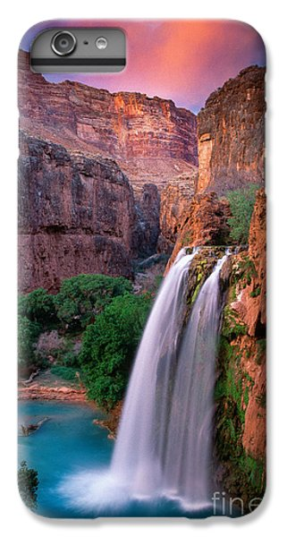Havasu Falls IPhone 6 Plus Case by Inge Johnsson