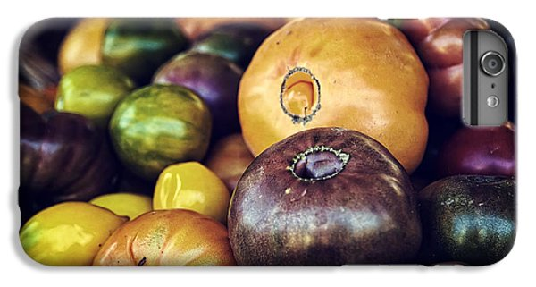 Heirloom Tomatoes At The Farmers Market IPhone 6 Plus Case by Scott Norris