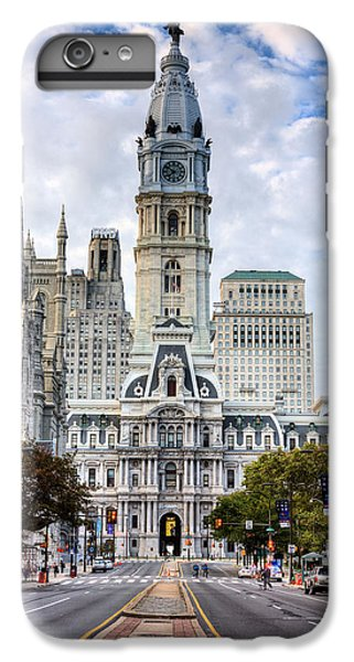 Historic Philly IPhone 6 Plus Case by JC Findley