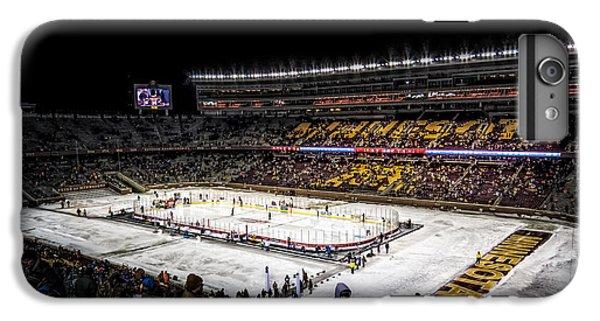 Hockey City Classic IPhone 6 Plus Case by Tom Gort
