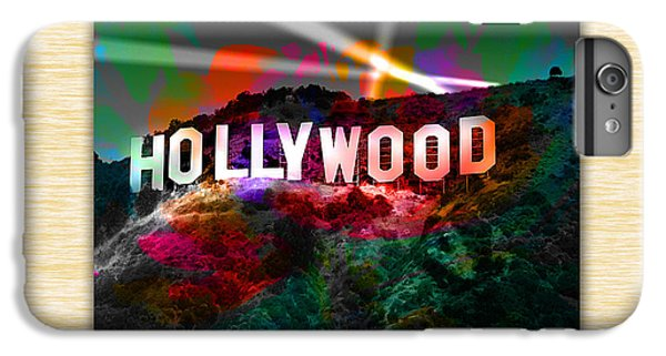 Hollywood Sign IPhone 6 Plus Case by Marvin Blaine