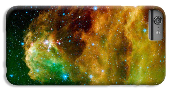 Hunter Constellation IPhone 6 Plus Case by Sebastian Musial