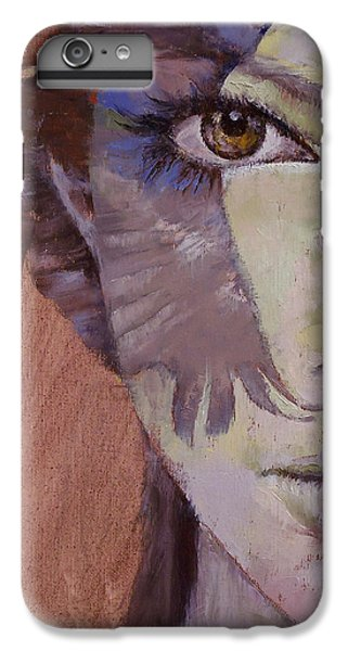 Huntress IPhone 6 Plus Case by Michael Creese