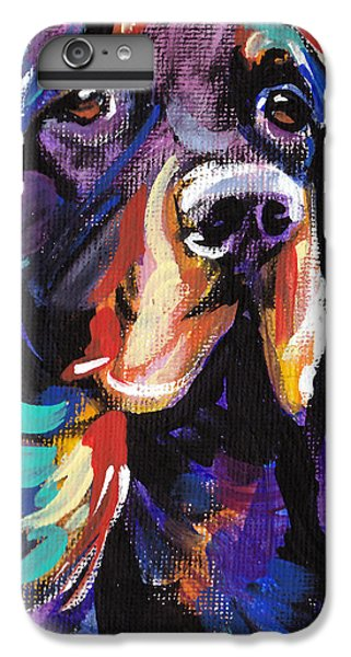 I Love Gordon IPhone 6 Plus Case by Lea S