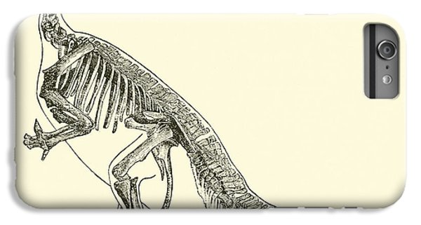 Iguanodon IPhone 6 Plus Case by English School