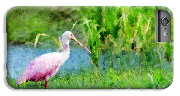 In The Bayou #1 IPhone 6 Plus Case by Betty LaRue