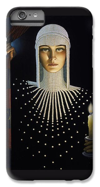 Intrique IPhone 6 Plus Case by Jane Whiting Chrzanoska