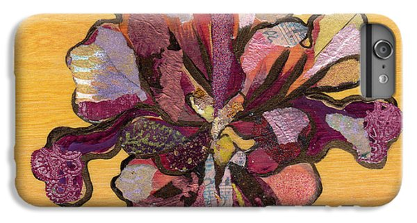 Iris I Series II IPhone 6 Plus Case by Shadia Derbyshire