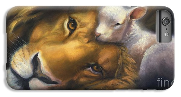 Isaiah IPhone 6 Plus Case by Charice Cooper