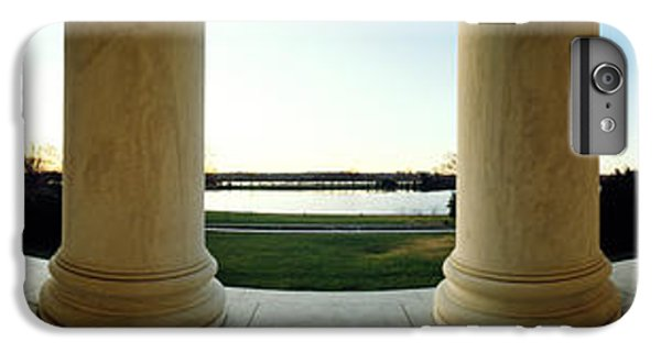 Jefferson Memorial Washington Dc IPhone 6 Plus Case by Panoramic Images