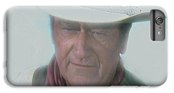 John Wayne IPhone 6 Plus Case by Randy Follis