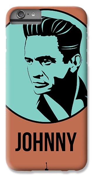 Johnny Poster 1 IPhone 6 Plus Case by Naxart Studio