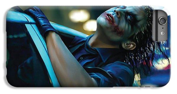 Joker IPhone 6 Plus Case by Veronika Limonov