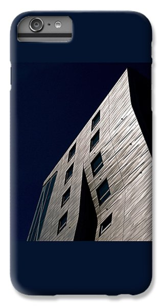 Just A Facade IPhone 6 Plus Case by Rona Black